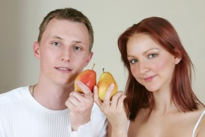 Men and women - apples and pears? Or more alike than we know?